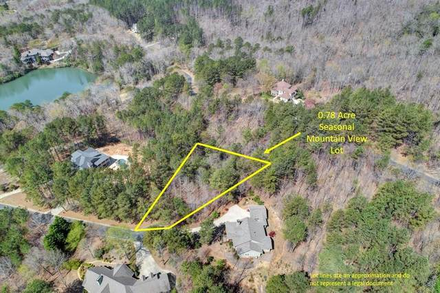 0 Golden Ct, Lot 435, Clarkesville, GA 30523 (MLS #6870272) :: RE/MAX Prestige