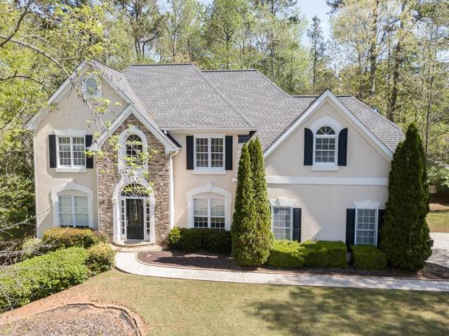 1360 Pinshyre Court, Lawrenceville, GA 30043 (MLS #6870275) :: North Atlanta Home Team