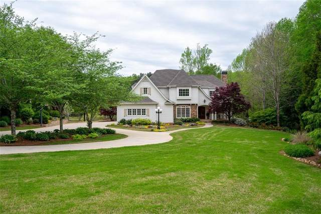 3227 Bob Cox Road NW, Marietta, GA 30064 (MLS #6870276) :: The Cowan Connection Team
