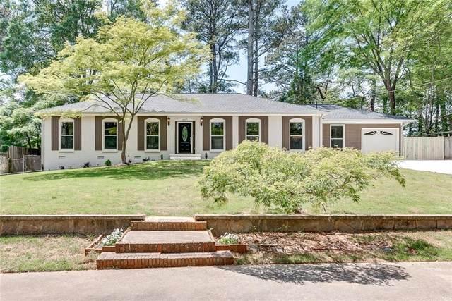4417 Goodfellows Court, Tucker, GA 30084 (MLS #6870283) :: North Atlanta Home Team