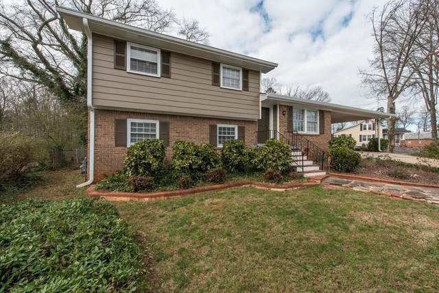 2453 Whites Mill Road, Decatur, GA 30032 (MLS #6870295) :: North Atlanta Home Team