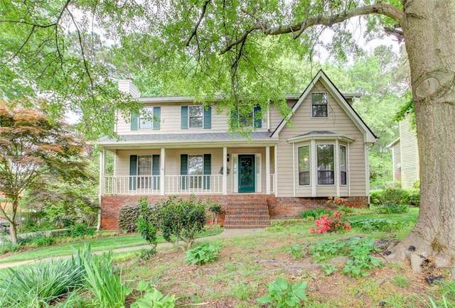 6711 Fairway Ridge Drive, Douglasville, GA 30134 (MLS #6870298) :: North Atlanta Home Team