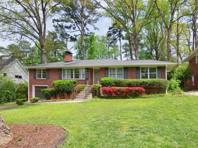 1146 Beech Haven Road NE, Atlanta, GA 30324 (MLS #6870301) :: Lucido Global