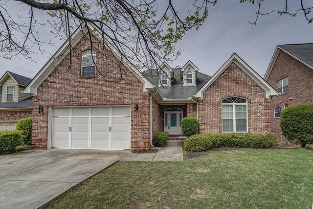 9145 Golfview Circle, Covington, GA 30014 (MLS #6870304) :: North Atlanta Home Team