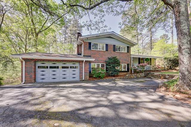 971 E Callaway Road SW, Marietta, GA 30060 (MLS #6870310) :: RE/MAX Center