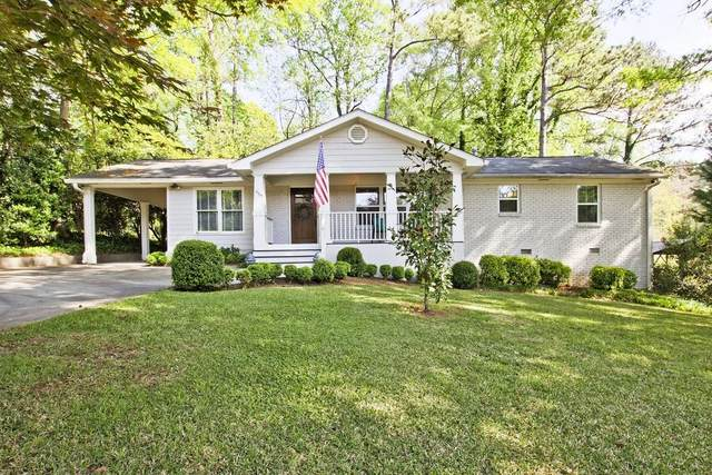 3565 Hickory Circle SE, Smyrna, GA 30080 (MLS #6870322) :: North Atlanta Home Team