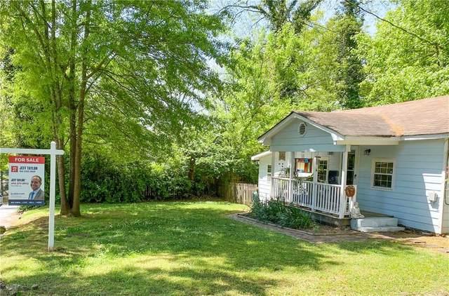 2823 Joyce Avenue, Decatur, GA 30032 (MLS #6870324) :: The Hinsons - Mike Hinson & Harriet Hinson