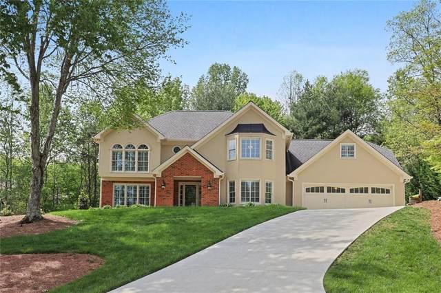 4485 N Slope Circle, Marietta, GA 30066 (MLS #6870326) :: North Atlanta Home Team