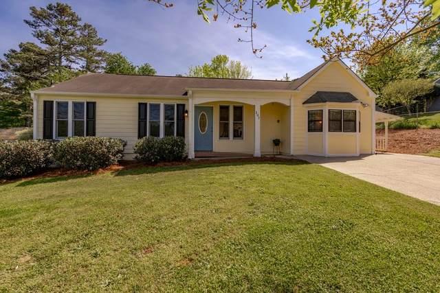 307 Knollwood Lane, Woodstock, GA 30188 (MLS #6870329) :: North Atlanta Home Team