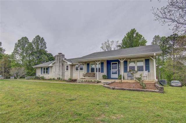 2410 West Hightower Trail, Conyers, GA 30012 (MLS #6870333) :: North Atlanta Home Team