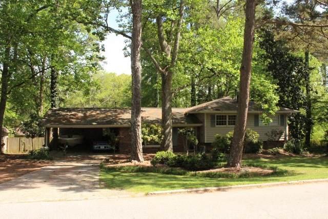 2926 Hillside Drive, Douglasville, GA 30135 (MLS #6870338) :: North Atlanta Home Team