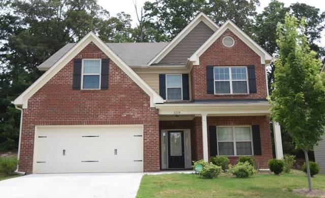 1218 Campbell Ridge Lane, Lawrenceville, GA 30045 (MLS #6870340) :: North Atlanta Home Team