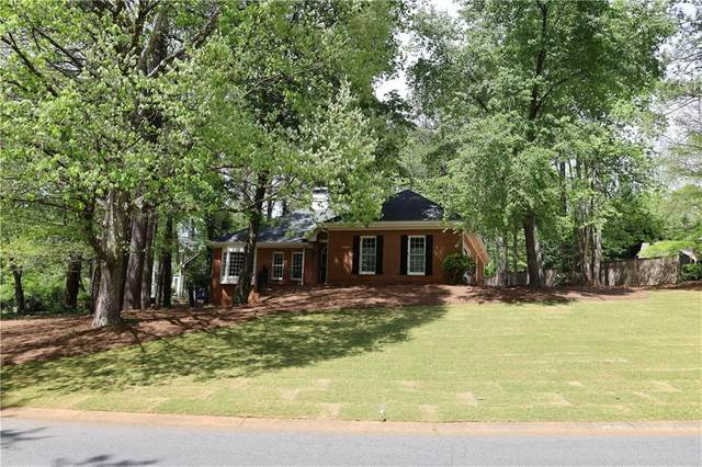 3236 Cobbs Farm Trail NW, Marietta, GA 30064 (MLS #6870362) :: The Cowan Connection Team