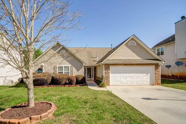 5460 Yellow Pine Drive, Mcdonough, GA 30252 (MLS #6870381) :: North Atlanta Home Team