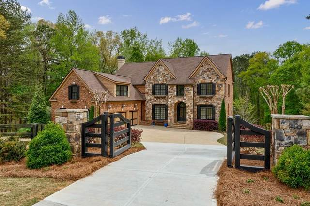 15625 Canterbury Chase, Milton, GA 30004 (MLS #6870382) :: North Atlanta Home Team