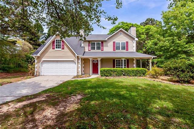 6421 Dove Drive, Loganville, GA 30052 (MLS #6870383) :: North Atlanta Home Team