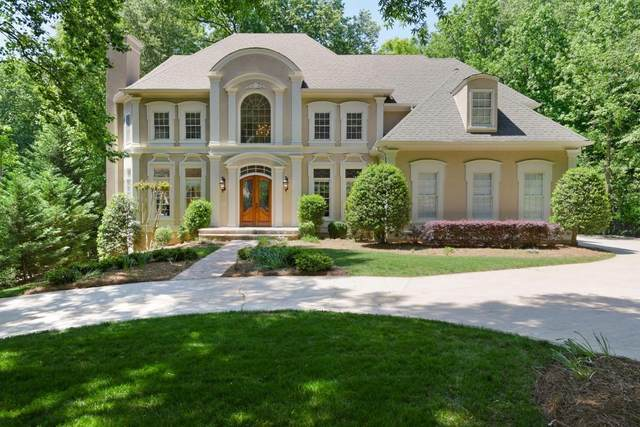 3435 Newport Bay Drive, Alpharetta, GA 30005 (MLS #6870389) :: The Cowan Connection Team