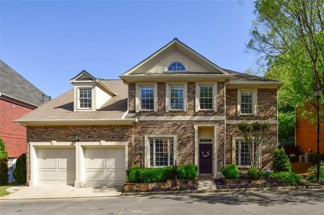 1066 Hedge Rose Court NE, Atlanta, GA 30324 (MLS #6870410) :: The Hinsons - Mike Hinson & Harriet Hinson