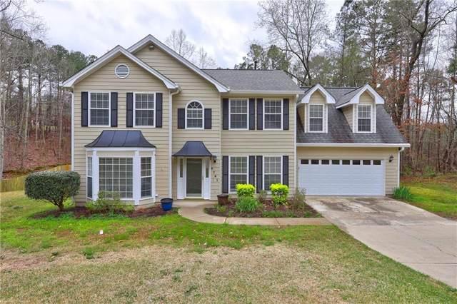 5761 Shoal Creek Drive, Douglasville, GA 30135 (MLS #6870417) :: Rock River Realty