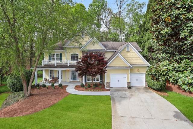 1275 Compass Pointe Crossing, Alpharetta, GA 30005 (MLS #6870429) :: North Atlanta Home Team