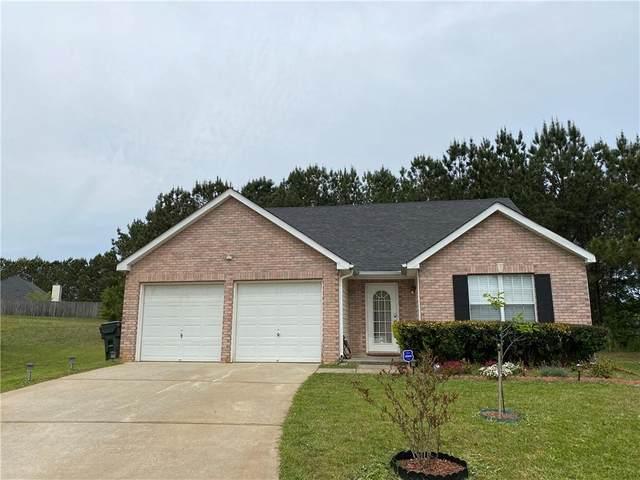 6235 Crooked Creek Court, Rex, GA 30273 (MLS #6870454) :: North Atlanta Home Team