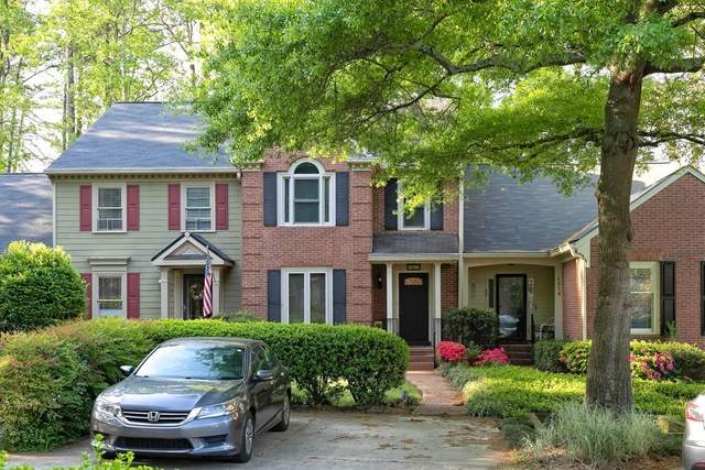 1216 Whitlock Ridge Drive SW, Marietta, GA 30064 (MLS #6870456) :: North Atlanta Home Team