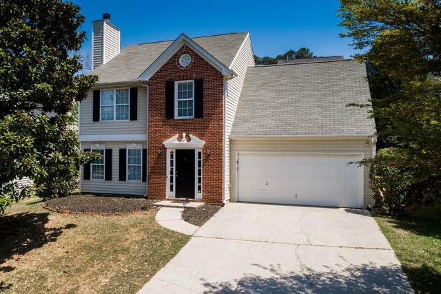 4481 High Gate Drive NW, Acworth, GA 30101 (MLS #6870460) :: North Atlanta Home Team