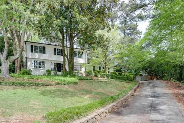 2978 Greenbrook Way, Atlanta, GA 30345 (MLS #6870465) :: The Hinsons - Mike Hinson & Harriet Hinson