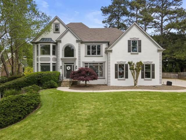 585 Croydon Lane, Alpharetta, GA 30022 (MLS #6870467) :: The Cowan Connection Team