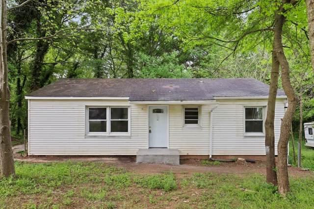 2260 SE Swallow Circle Southeast Circle SE #2260, Atlanta, GA 30315 (MLS #6870469) :: The Hinsons - Mike Hinson & Harriet Hinson