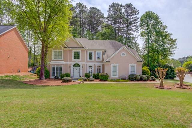 4986 Cedar Wood Drive SW, Lilburn, GA 30047 (MLS #6870476) :: North Atlanta Home Team