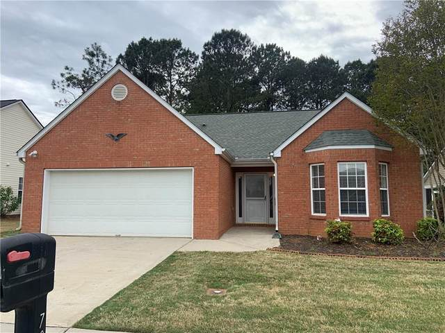 705 Jacoby Drive, Loganville, GA 30052 (MLS #6870481) :: North Atlanta Home Team