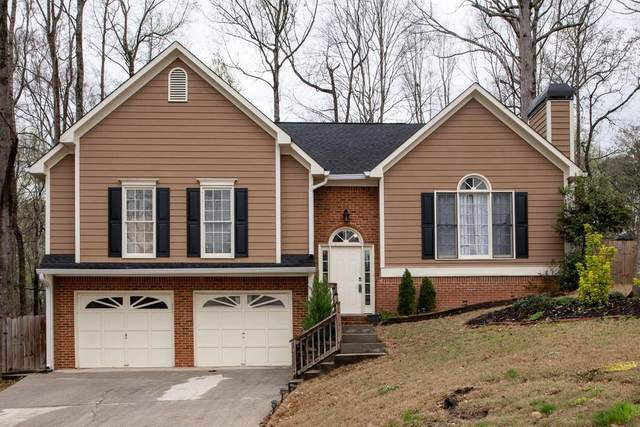 3378 Hickory Lane, Powder Springs, GA 30127 (MLS #6870484) :: RE/MAX Center