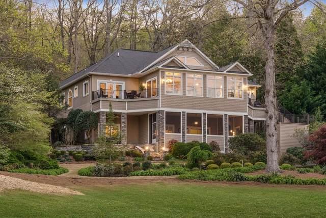 2116 Orchard Drive, Clarkesville, GA 30523 (MLS #6870486) :: Rock River Realty