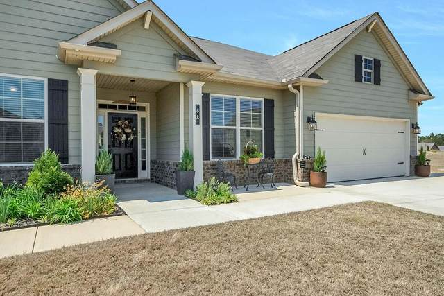68 Hillview Drive, Acworth, GA 30101 (MLS #6870505) :: Todd Lemoine Team