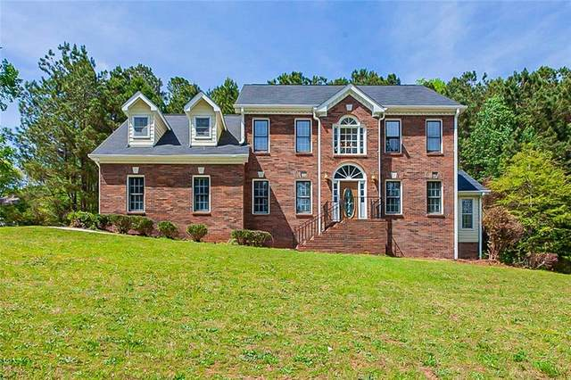 3841 Mountain Cove Road, Snellville, GA 30039 (MLS #6870507) :: Lucido Global