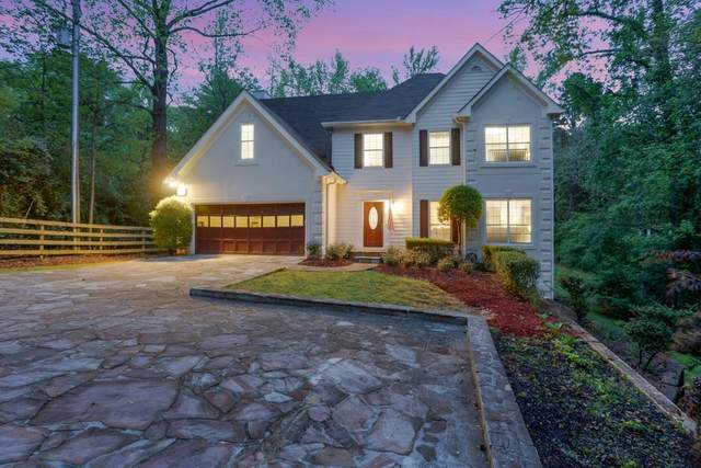265 Risen Star Lane, Alpharetta, GA 30005 (MLS #6870520) :: North Atlanta Home Team