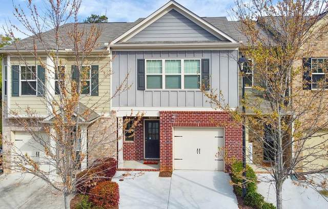 3952 Cyrus Crest Circle NW, Kennesaw, GA 30152 (MLS #6870534) :: North Atlanta Home Team