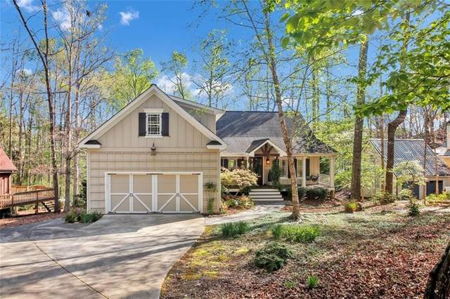 30 Laurel Trail N, Dawsonville, GA 30534 (MLS #6870540) :: The Hinsons - Mike Hinson & Harriet Hinson