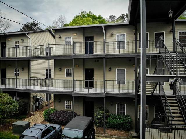 1635 Briarcliff Road #16, Atlanta, GA 30306 (MLS #6870541) :: The Cowan Connection Team