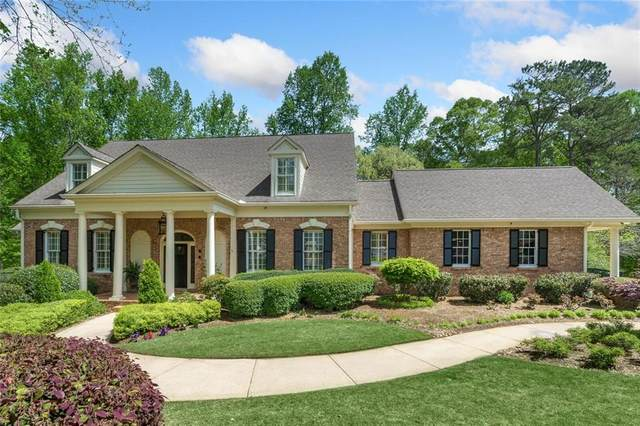 565 Laurel Oaks Lane, Milton, GA 30004 (MLS #6870553) :: North Atlanta Home Team