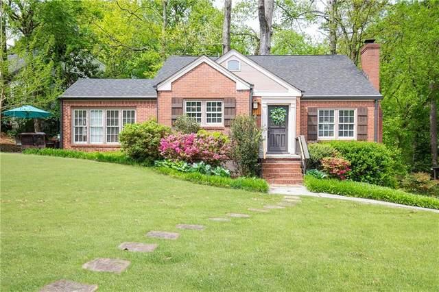2152 Belvedere Drive NW, Atlanta, GA 30318 (MLS #6870558) :: Good Living Real Estate