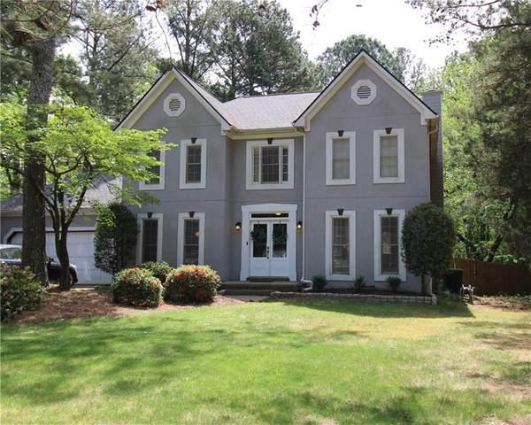 1802 Skidmore Circle, Lawrenceville, GA 30044 (MLS #6870562) :: North Atlanta Home Team