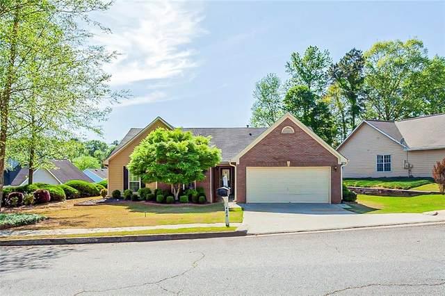 424 Laurel Springs Court, Lawrenceville, GA 30044 (MLS #6870574) :: North Atlanta Home Team