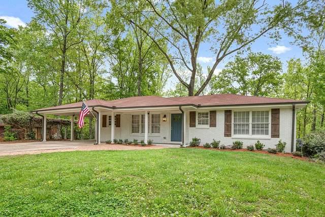 3159 Toney Drive, Decatur, GA 30032 (MLS #6870577) :: The Hinsons - Mike Hinson & Harriet Hinson