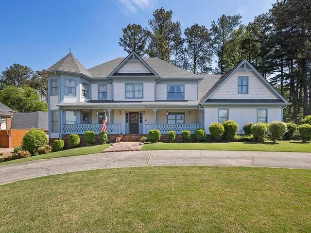 1140 Henry Terrace, Lawrenceville, GA 30046 (MLS #6870579) :: North Atlanta Home Team