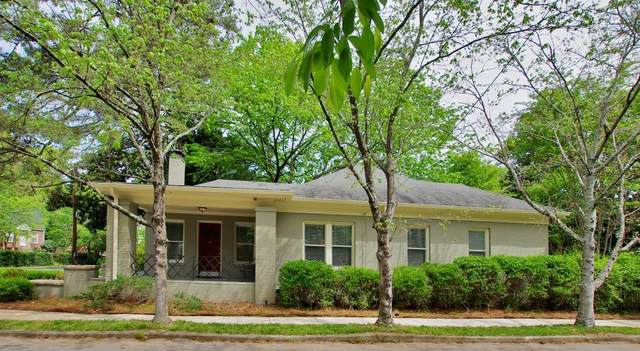 1289 N Highland Avenue NE, Atlanta, GA 30306 (MLS #6870593) :: The Heyl Group at Keller Williams