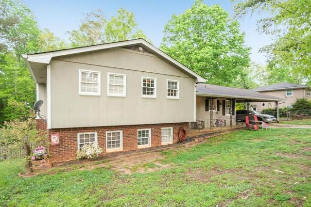 4631 Martin Drive, Winston, GA 30187 (MLS #6870599) :: The Justin Landis Group