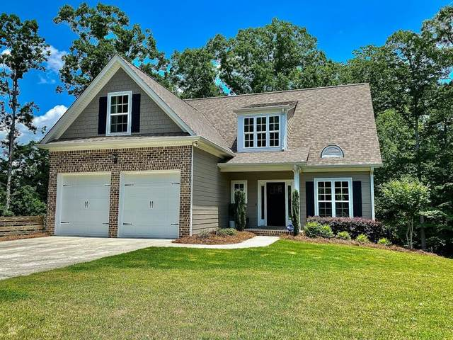 650 Nix Drive, Gainesville, GA 30501 (MLS #6870619) :: North Atlanta Home Team