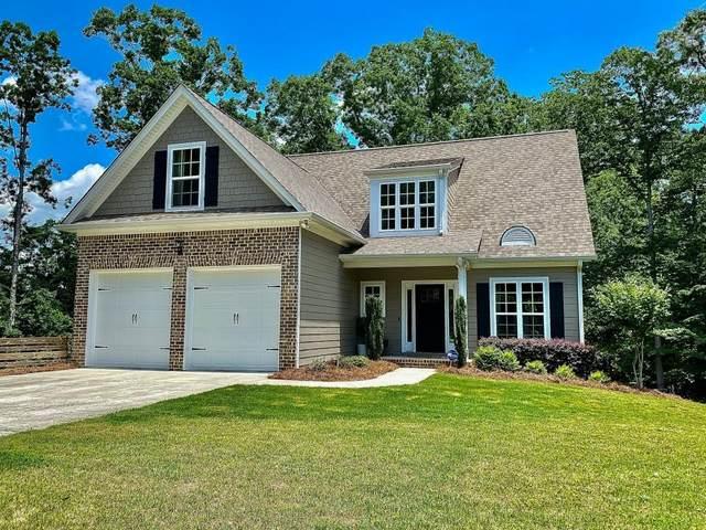 650 Nix Drive, Gainesville, GA 30501 (MLS #6870619) :: Todd Lemoine Team